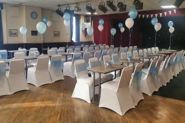 The Queensbury Club - Function Room30